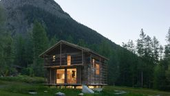 Barn Conversion / Savioz Fabrizzi Architectes