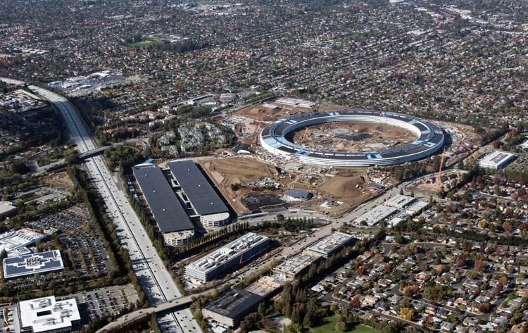 Conoce los últimos detalles de Foster + Partners en el Campus 2 de Apple, © Apple. Imagen vía MacGeneration