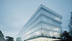 Organización de Comercio Mundial / Wittfoht Architekten