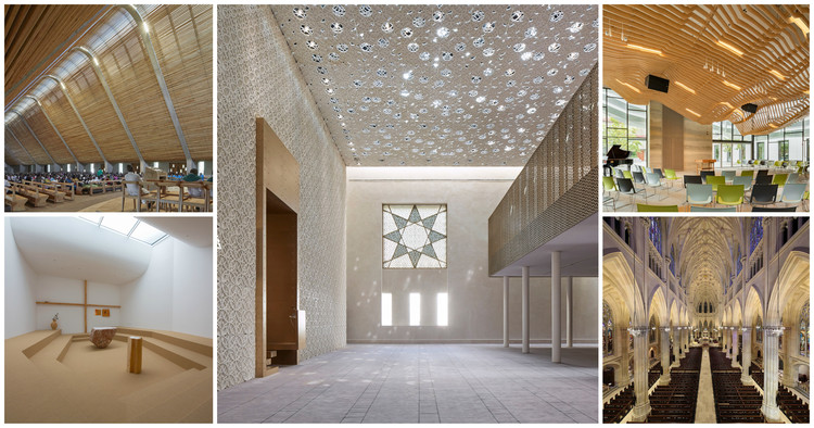Faith & Form's 2016 Religious Architecture Awards Recognize 28 Projects from Around the Globe
