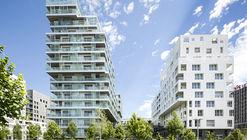 145 unidades de vivienda + FAM + PMI / Avenier Cornejo Architectes + Gausa Raveau Actarquitectura