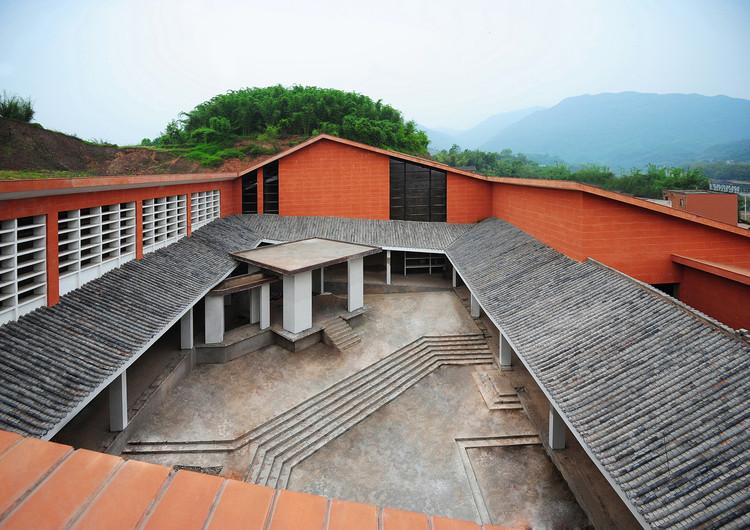 Centro de exposiciones y turismo Danxia / West-line studio,  © West-line studio