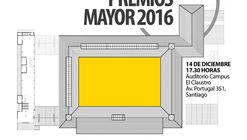 Ceremonia de Premios Mayor 2016 en Santiago