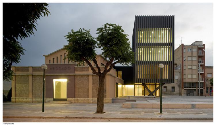 Centro Cívico de Ferreries / Arquitecturia , © Pedro Pegenaute