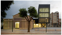 Centro Cívico de Ferreries / Arquitecturia