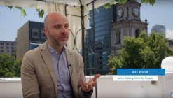 Jeff Risom de Gehl Architects: 'La ciudad no es un tema de forma para ser discutido sólo por arquitectos'