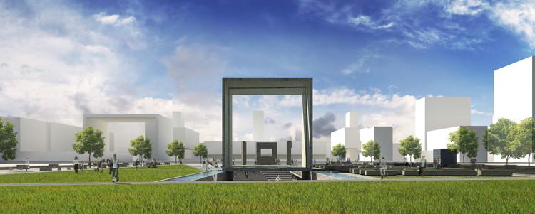 Tercer Lugar. Image Cortesía de Gobierno Regional Biobío / Difusión