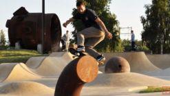 Este ex-skater profesional es ahora un arquitecto de Skate Parks