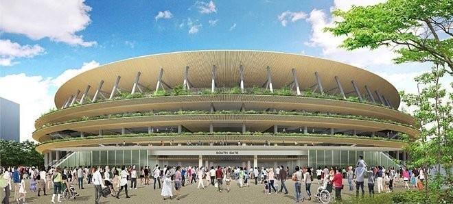 © Japan Sports Council / via Curbed