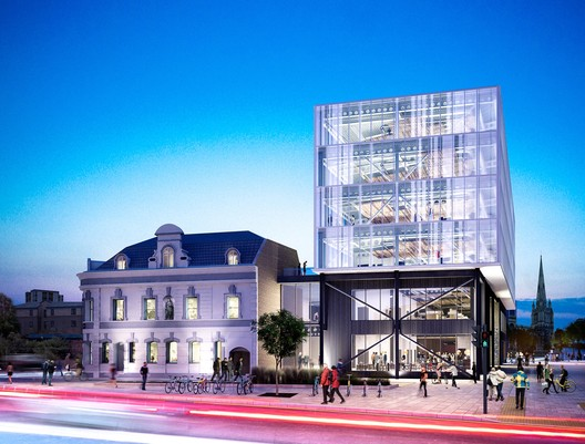 Grimshaw Designs Masterplan and Start-up Incubator in Bristol
