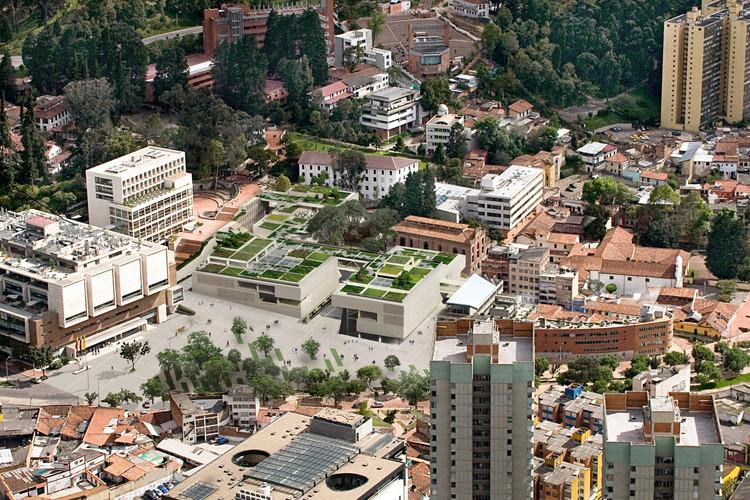 Centro Cívico Universidad de Los Andes / Cristián Undurraga + Konrad Brunner . Image Cortesía de Cristián Undurraga + Konrad Brunner