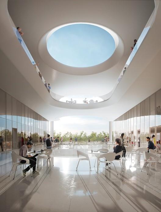 Facultad de Administración Universidad de Los Andes / Brandon Haw. Image Cortesía de Brandon Haw Architecture BHA