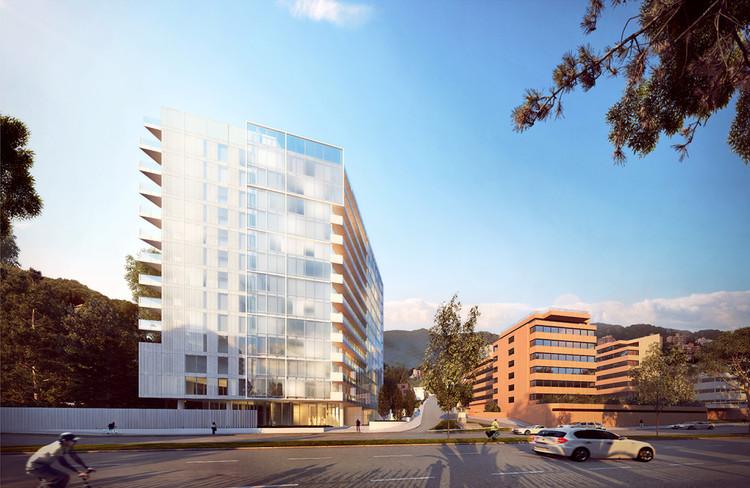 Vitrum / Richard Meier. Image Cortesía de Vitrum
