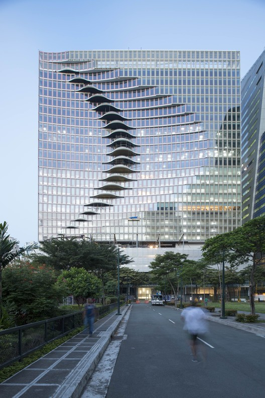 City Center Tower  / CAZA, © Frank Callaghan