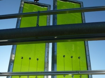 99% Invisible Discusses How Algae Biotechnology Can Affect the Urban Environment, © BIQ via GOOD
