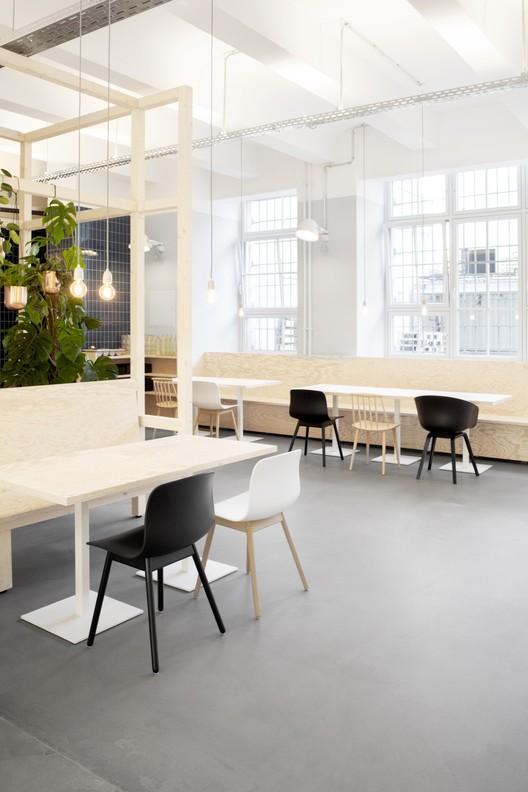Zalando / Bruzkus Batek Architects, © Jens Bösenberg