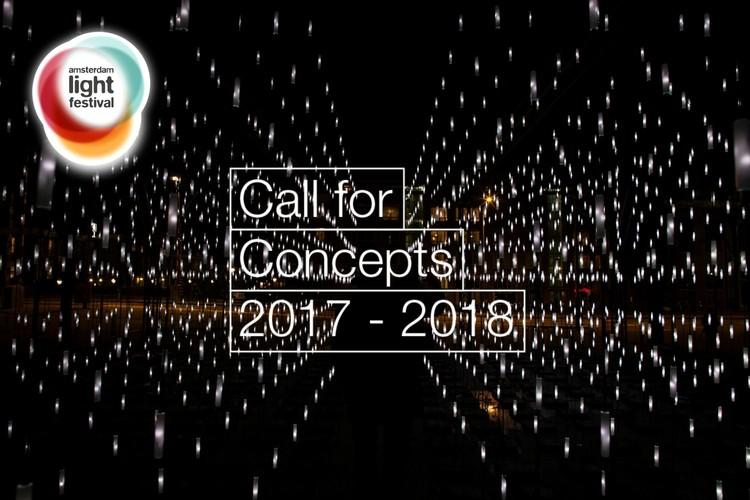 Call for Concepts: Amsterdam Light Festival 2017-2018, Serge Schoemaker Architects & Digiluce, Alley of Light (2014) Copyright Janus van den Eijnden
