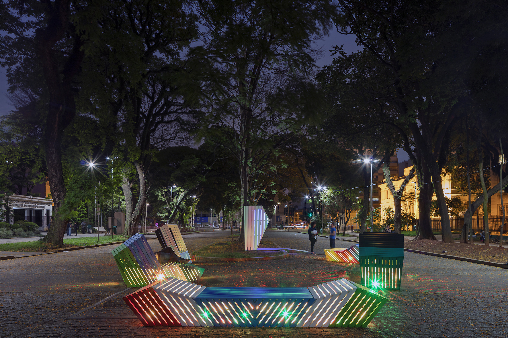 Gallery Of Storytelling Street Furniture Featured In Urbe