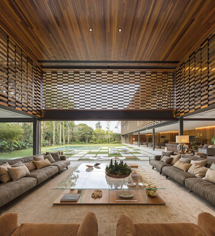 GAF House / Jacobsen Arquitetura, © Fernando Guerra   FG+SG