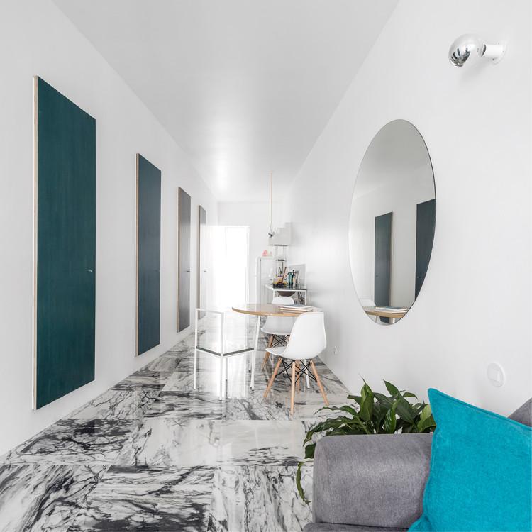 Graça Apartment  / Fala Atelier, © Fernando Guerra | FG+SG