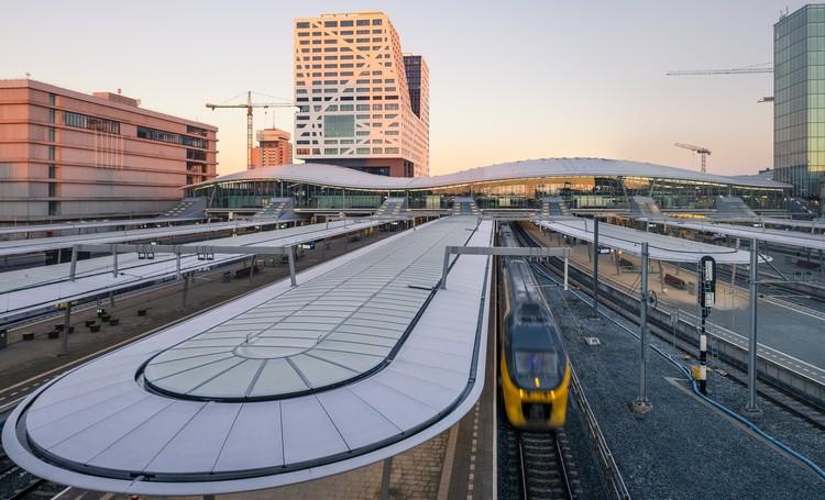 Utrecht Central Station / Benthem Crouwel Architects, © Jannes Linders