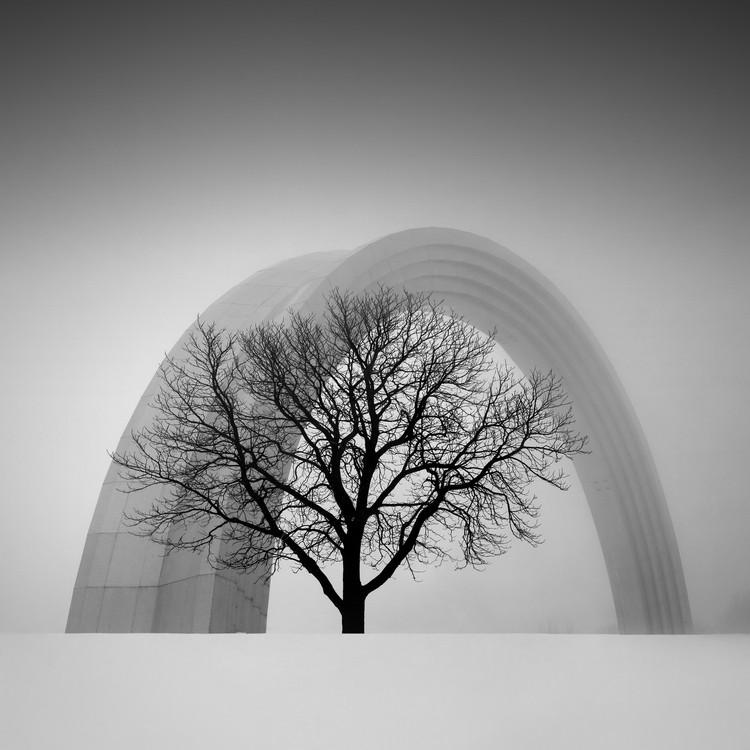"""""""People's Friendship Arch"""". Imagen © Oleksandr Nesterovskyi"""