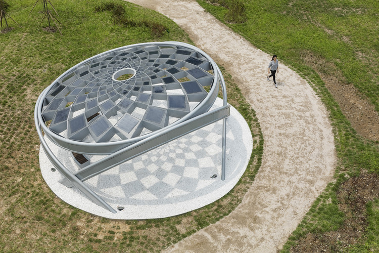 Solar Pine  / HG-Architecture, © Kyungsub Shin
