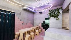 Restaurante Beets and Roots em Berlim / Gonzalez Haase