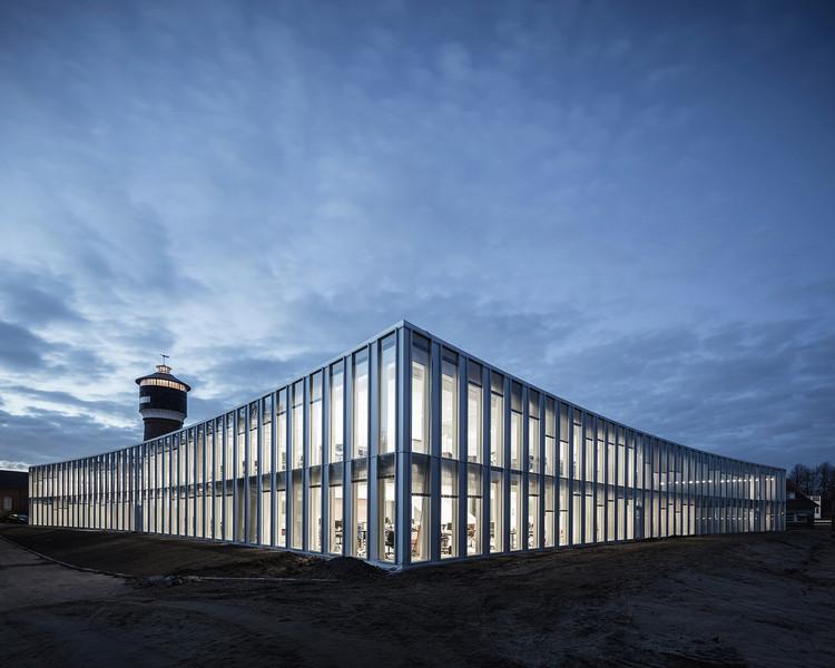 Ayuntamiento de Tønder / SLETH architects, © COAST