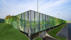 Sports Park Willem – Alexander / MoederscheimMoonen Architects