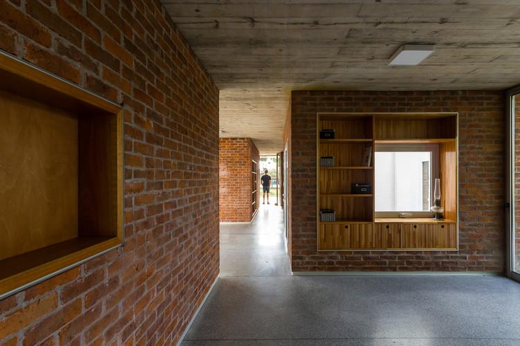 Vivienda Arquitectura Rifa Gen. '09  / María Inés García + Maximiliano García, © Marcos Guiponi