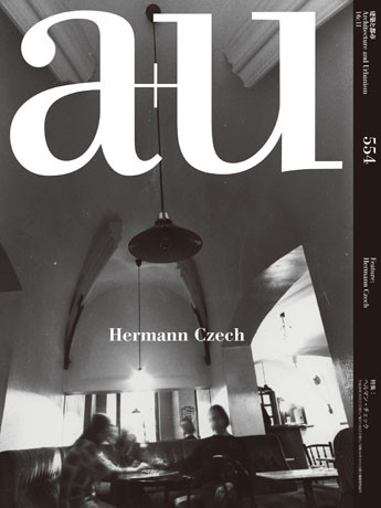 A+U 2016:11 Hermann Czech