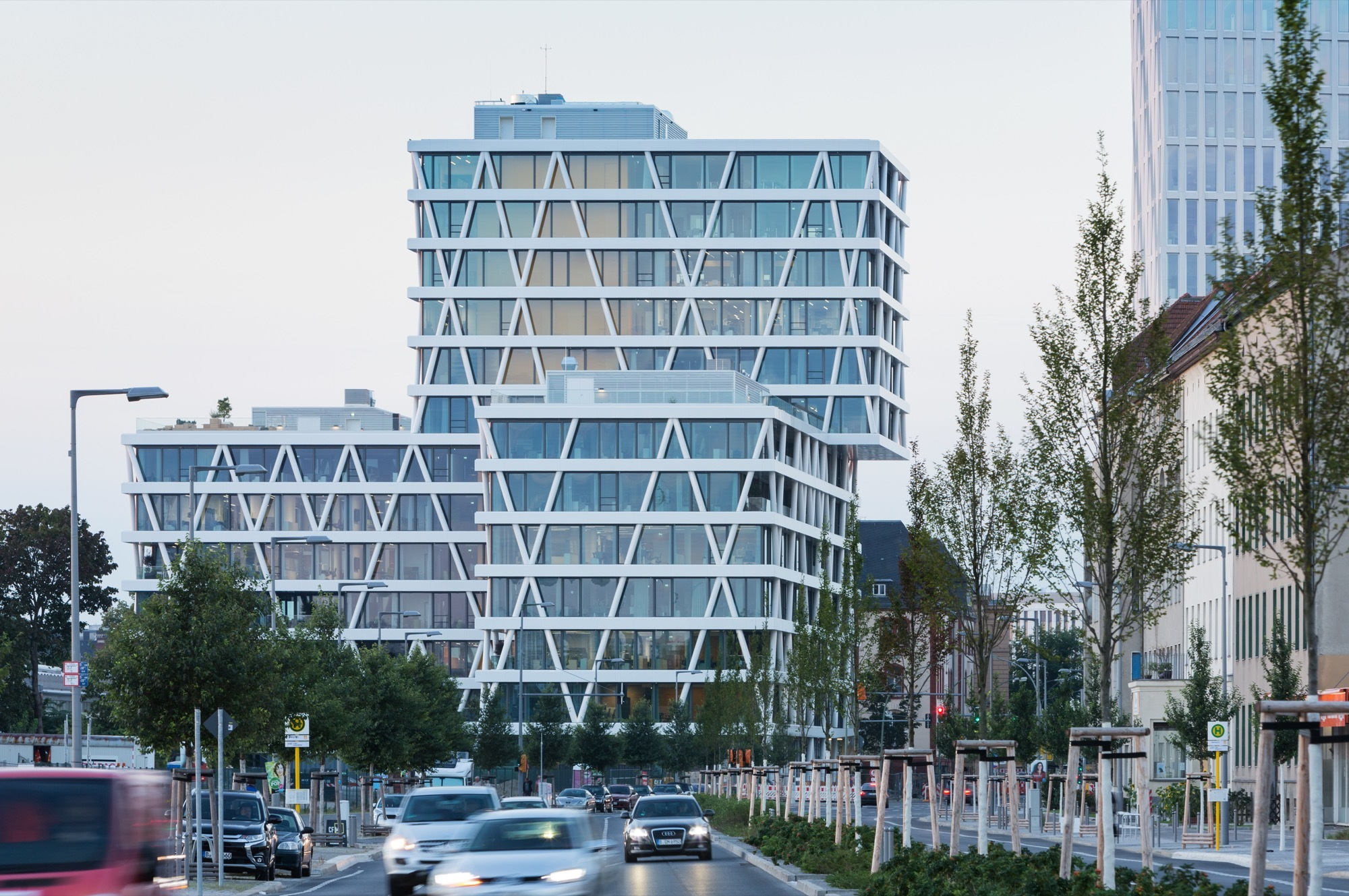 50hertz Headquarter Berlin Love Architecture And