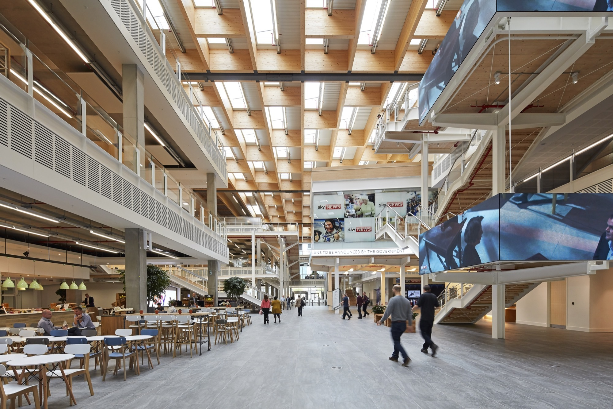 Sky Central Al A Plp Architecture Hassell Archdaily