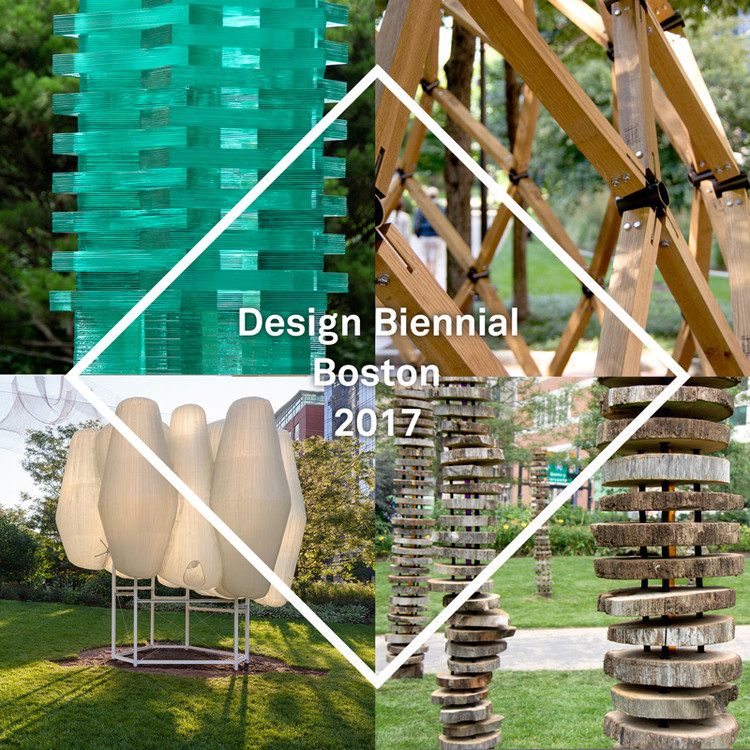 2017 Design Biennial Boston, Design Biennial Boston, photography from 2015 installations