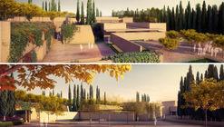 Andalucía rechaza construcción del proyecto de Alvaro Siza en la Alhambra