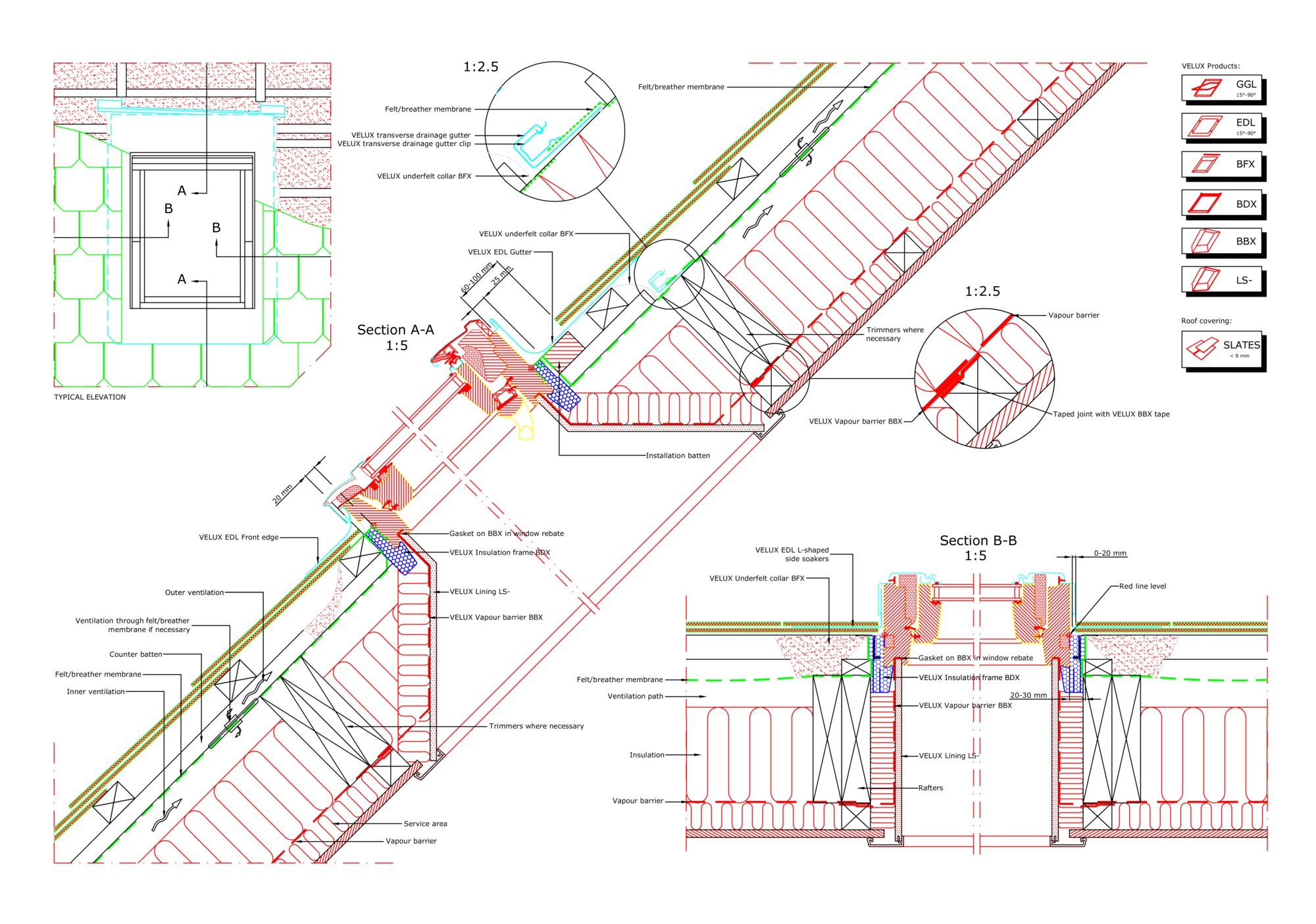 Lista Pnl Europarlamentare Detail: 16 CAD Files Of Skylights And Light Tubes Available For