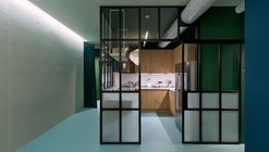 Green Apartment / Special Project Venediktov