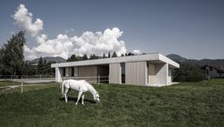 Griss Equine Veterinary Practice  / marte.marte architects