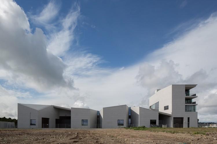 Edificio de Investigación Marítima de Beaufort / McCullough Mulvin Architects, © Christian Richters