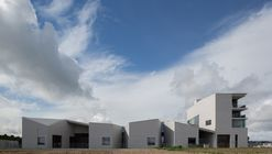 Beaufort Maritime Research Building / McCullough Mulvin Architects