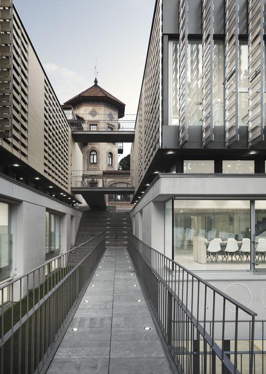 Oak House High School Building / Trasbordo Arquitectura, © Enrique Cabeza de Vaca