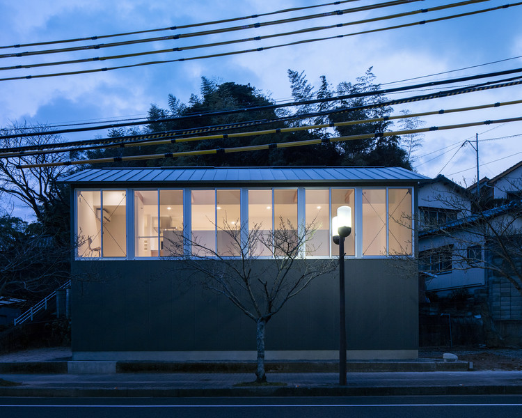 House in Futago  / Yabashi Architects & Associates, © Tetsuya Yashiro