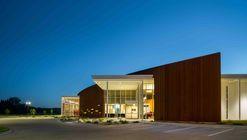 Centro de Seguridad Pública de Dickinson / Roth Sheppard Architects