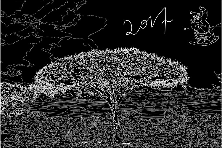 YE Zifeng (叶子风)-dragon tree