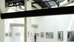 Espacio Cultural y Taller para un Artista / Alejandro Peña Cuéllar