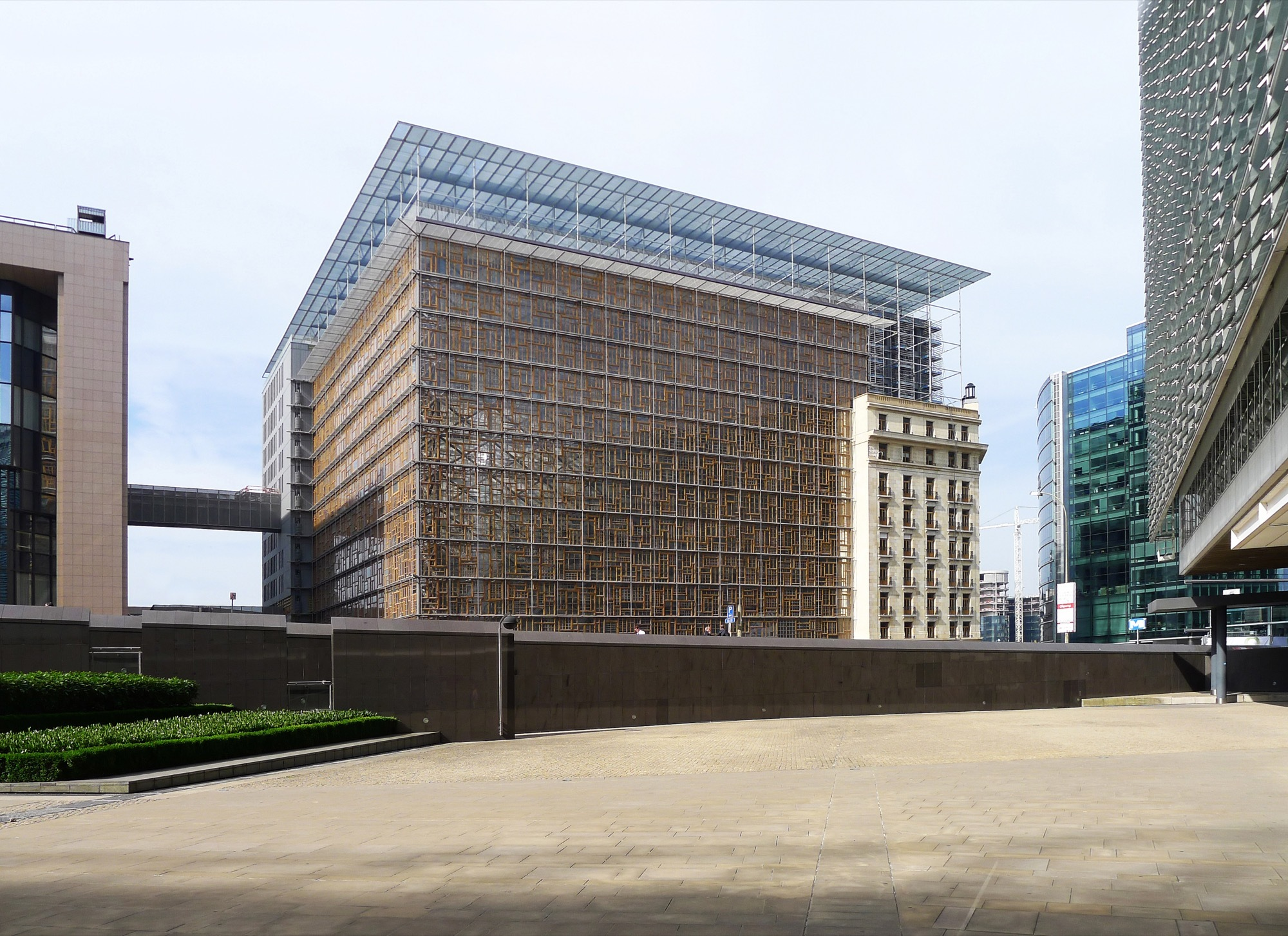 Gallery of european council and council of the european for Architects council of europe