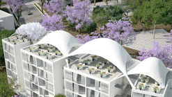 30-Hectare–Olive Grove Converted to Eco-Friendly Public Housing Development