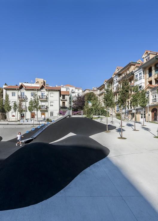 Tetu n amaliach square h ctor navarro arkhitekton - David montero ...