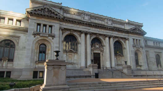 Foster + Partners to Design Apple Store in Historic Washington D.C. Library
